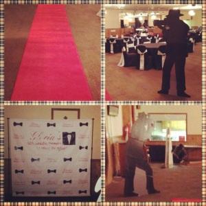 Black Tie Event